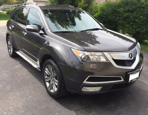 2010 Acura MDX Elite, Fresh Safety