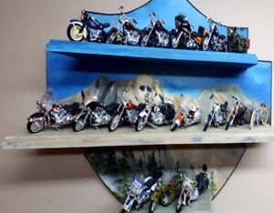Collection complète de Harley Davidson