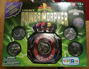 "Power Rangers Legacy Morpher [Toys ""R"" Us Exclusive]"