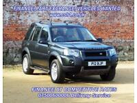 2006 P LAND ROVER FREELANDER 2.0 TD4 HSE 5D AUTO 110 BHP DIESEL