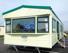 Static Caravan Nr Clacton-on-Sea Essex 3 Bedrooms 8 Berth Cosalt Maderia 2004