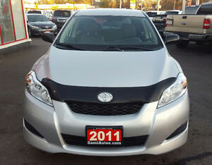2011 Toyota Matrix BASE Wagon HATCH BACK ACCIDENT FREE Cambridge Kitchener Area image 2