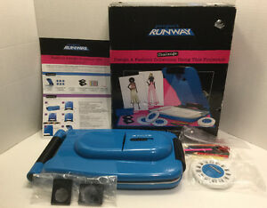 Project Runway Fashion Design Projector Kit - For ages 8 - 100
