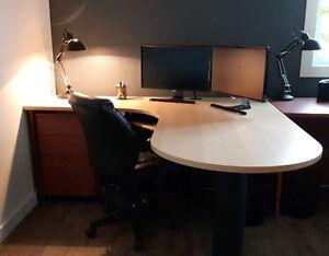 Location de bureau professionnel en coworking