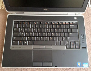 Dell Latitude E6430 laptop with Docking Station