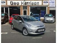 Ford Fiesta 1.4TDCi 70 Zetec 5dr - HPI CLEAR - LOCALLY OWNED