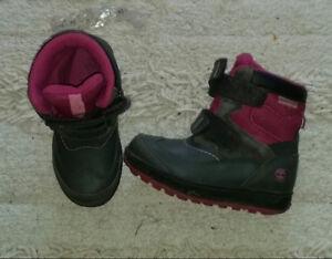 TIMBERLAND toddler girl boot sz 11