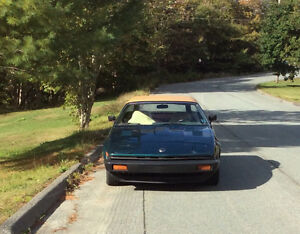 CLASSIC TR7 CONVERTIBLE IN MINT CONDITION (Last year made)