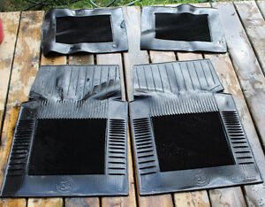 Set of Pant Savers Car/Truck mats Front and back