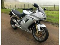 KAWASAKI ER-6F EX650 - LOW MILES + OWNERS - FITTED EXTRAS - GREAT BIKE