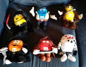 Star Wars M&M peluches
