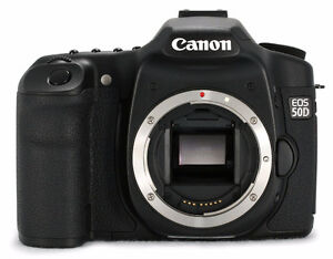 CANON 50D, Extra Battery, Complete Box, MINT!!!   Please READ ad