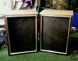 Pair of vintage (1972) Pioneer CS-53 Speakers