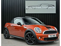 2012 Mini Cooper S 2.0 SD Coupe Diesel * CHILI Pack + Full Mini History*