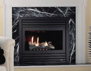 GAS FIREPLACE CLEARANCE
