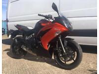 2014 - KAWASAKI ER-6F ABS, EXCELLENT CONDITION, £3,990 OR FLEXIBLE FINANCE