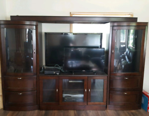 Entertainment Unit T.V. Stand