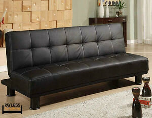 NEW ★ Sofa Sectional / Futon ★ Can Deliver Cambridge Kitchener Area image 3