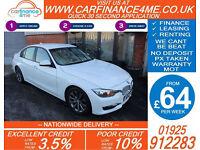 2103 BMW 318D 2.0 TD MODERN GOOD / BAD CREDIT CAR FINANCE FROM 64 P/WK