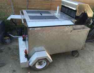 Hot Dog Cart/Stand for sale asking Only $2400 retail was $6000