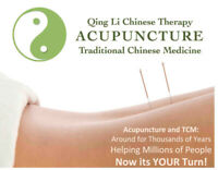 Acupuncture for Pain, Stress, Infertility