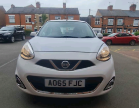 Automatic Nissan micra 2015