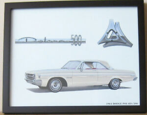Mopar Art Prints
