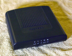Thomson Cable Modem DOCSIS DCM-475 - works with various ISPs