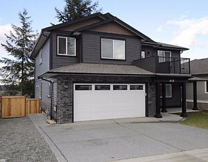 Coming Soon Beautiful new home with large legal 2 BR suite