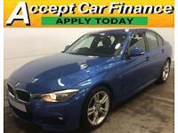 BMW 330 M Sport FROM £93 PER WEEK!