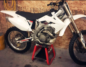 2006 cry 450r $3500 firm on price