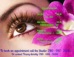 Lash Extensions At Tantalize Tanning Studio Strathcona County Edmonton Area image 1