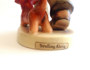 "Goebel Hummel Figurine ""Strolling Along"" Kingston Kingston Area image 3"