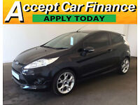 Ford Fiesta 1.6TDCi Zetec S FINANCE OFFER FROM £25 PER WEEK!