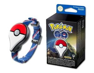 Pokemon Go Plus Bluetooth Accessory - Like New