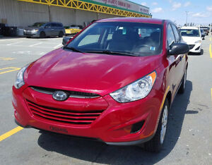 2013 Hyundai Tucson - Dealer maintained, Low Kms