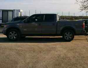 2011 Ford F150 Fx4 loaded  ecoboost