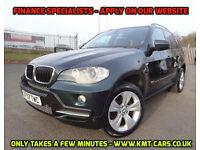 2007 BMW X5 3.0d auto SE - 7 Seats - £8000 Extras - KMT Cars
