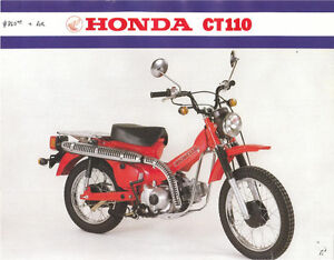 Looking for a CT110