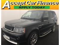 Land Rover Range Rover Sport FROM £88 PER WEEK!