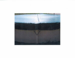 NEW ABOVE GROUND POOL COVER