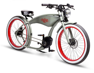 eBike Sales and Service by certified technicians