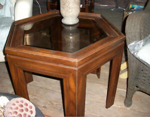 Coffee and End Table - Solid Maple $75 London Ontario image 2