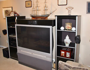 """RCA 52"""" HD Rear Projection television"""
