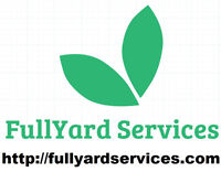 Spring Clean Up - FullYard Services - Quality & Affordable Price