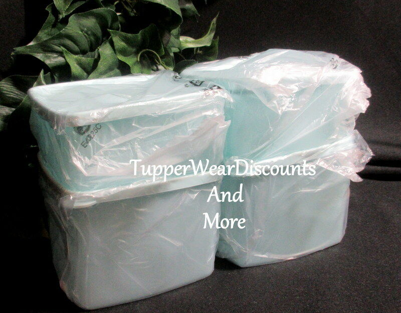 Tupperware New~ Freeze It Plus Freezer Storage Containers Se