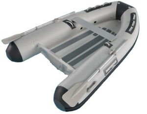 May Special! 9 feet Aluminum Rigid Hulled Inflatable Boats