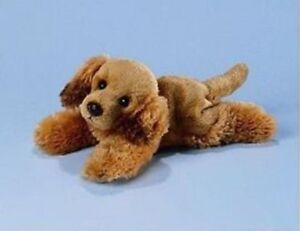 Yomiko Classics 21cm Golden Retriever Dog Soft Toy by Russ Berrie Plush / Beanie