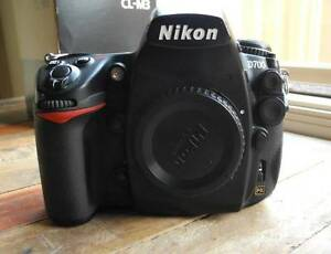 Nikon D700 Camera Parklea Blacktown Area Preview