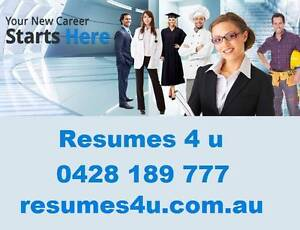 RESUMES 4 U-Resume Service & Immigration Visa Consulting Bundall Gold Coast City Preview